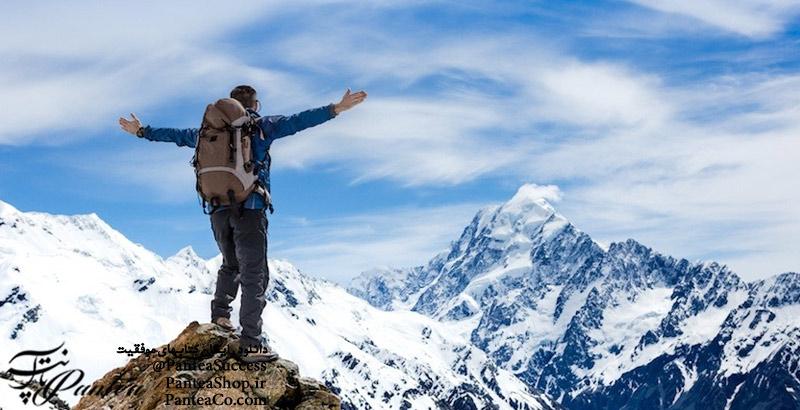 کتاب قله ها و دره ها - اسپنسر جانسون