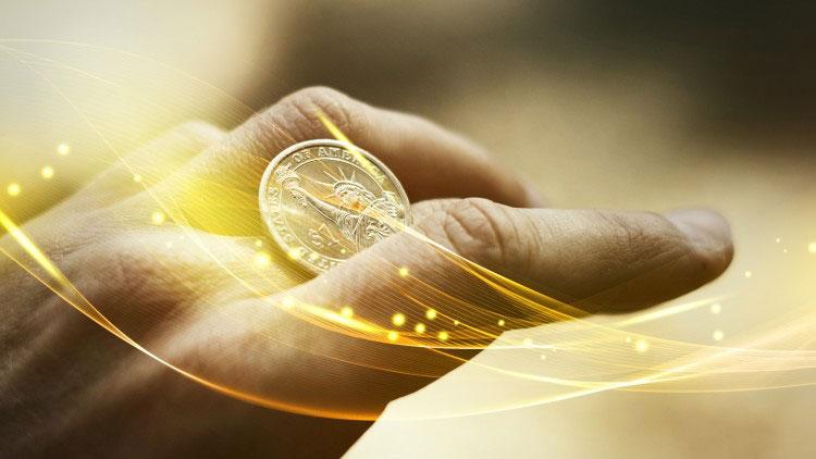 سکه جادویی