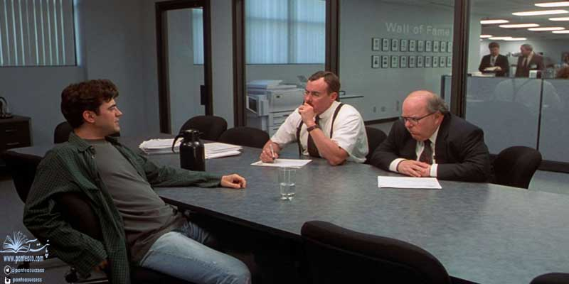 فیلم سینمایی دفتر کار - 1999