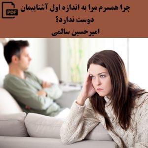 چرا همسرم مرا به اندازه اول آشناییمان دوست ندارد - امیرحسین سالمی