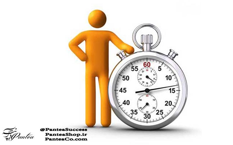 مدیریت زمان و برنامه ریزی روزانه