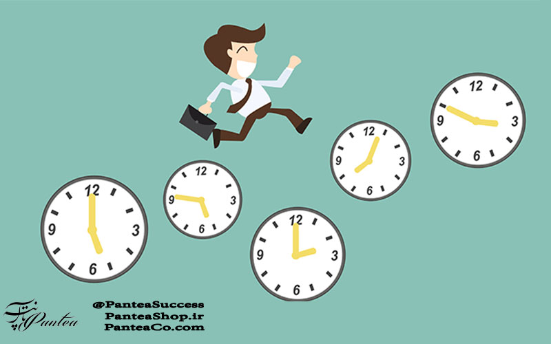 مدیریت زمان و برنامه ریزی روزانه تربیت فرزند