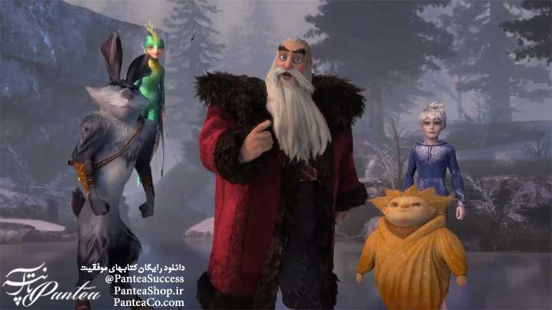 انیمیشن نگهبانان قصه ها (Rise of the Guardians ) - تولید 2012 همراه با دوبله فارسی