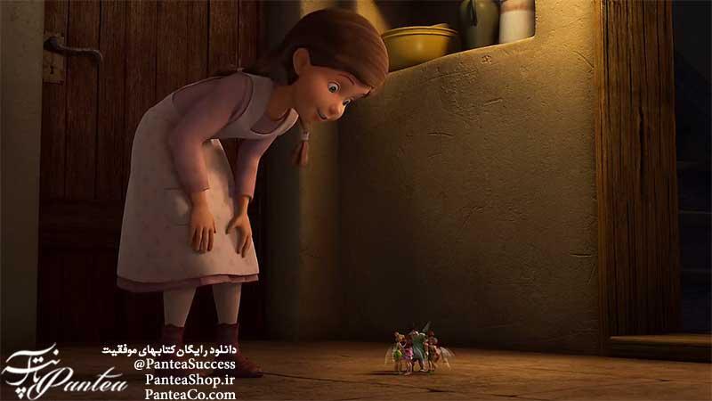 انیمیشن تینکر بل در نجات بزرگ - با دوبله فارسی